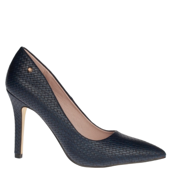 Kate Appleby Ormsby Navy Stilettos