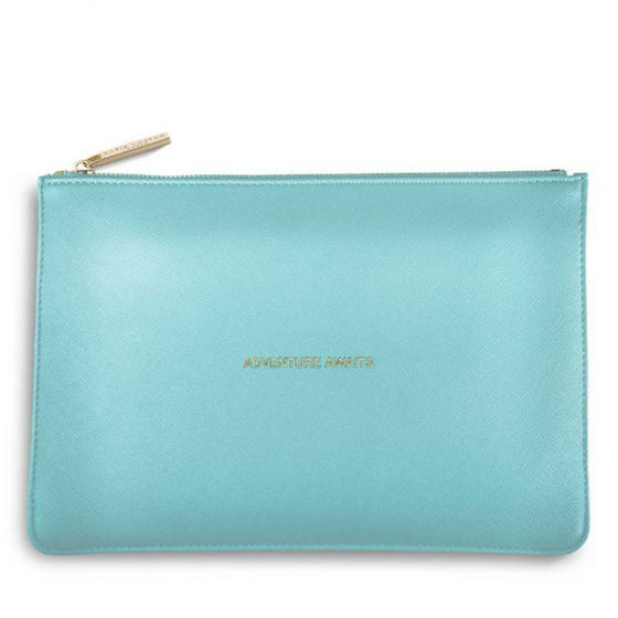 Katie Loxton Perfect Pouch - Adventure Awaits