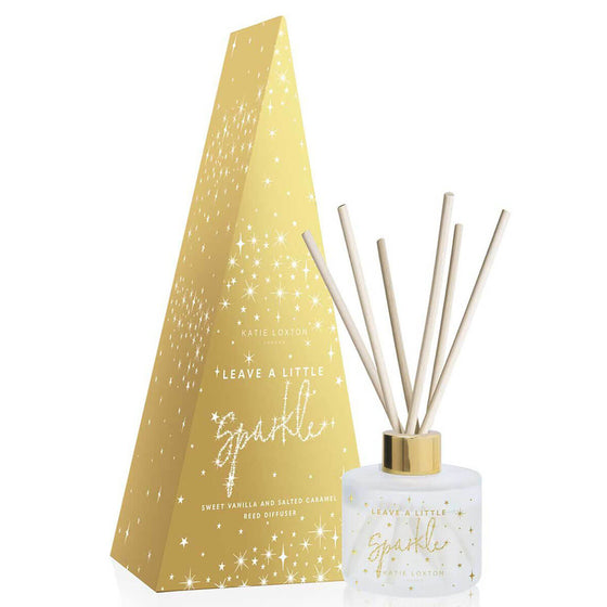 Katie Loxton Festive Reed Diffuser - Leave A Little Sparkle KLRD086