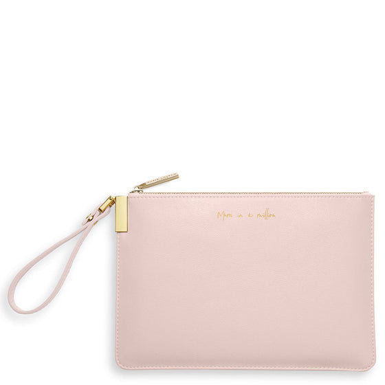 Katie Loxton Secret Message Pouch - Mum In Millon