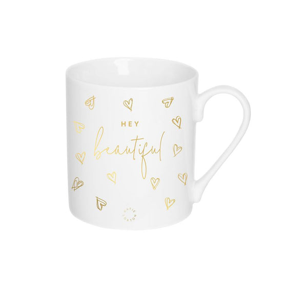 Katie Loxton Hey Beautiful Mug