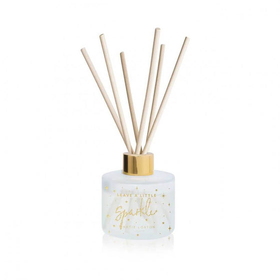 Katie Loxton Festive Reed Diffuser - Leave A Little Sparkle