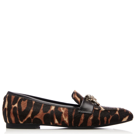 Moda In Pelle Eleni Loafer - Tiger