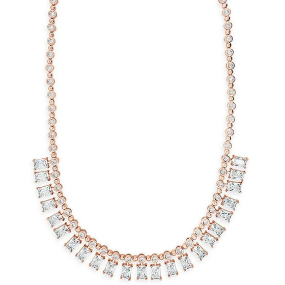 Absolute Rose Gold Crystal Necklace