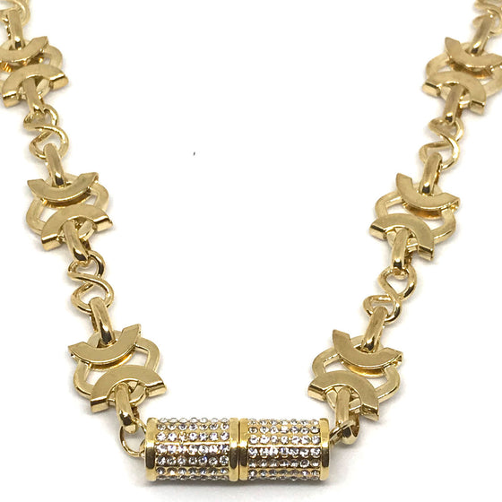 Nour Gold Luxe Link Necklace