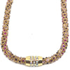 Nour Multi Crystal Magnetic Necklace