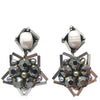 Nour Star Drop Earrings