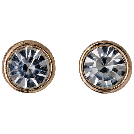 Pilgrim Zara Rose Gold Earrings