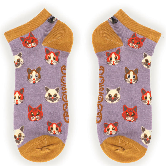 Powder Cats Tainer Socks