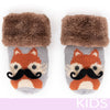 Powder Kids Fox Mittens COS68