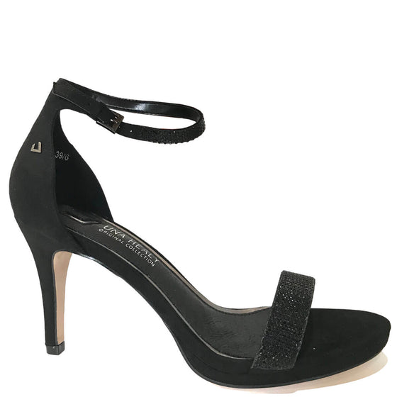 Una Healy Good Enough Sandals - Black