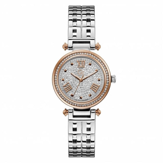 Gc PrimeChic  Two Tone Ladies Watch