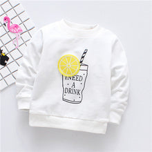 Load image into Gallery viewer, Lemonade Long Shirt - BbiesShoes | Official Site  babyclothes babyshoes babyfashion toddlersclothes
