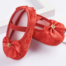 Load image into Gallery viewer, Red Rose - BbiesShoes | Official Site  babyclothes babyshoes babyfashion toddlersclothes