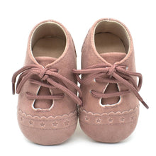 Load image into Gallery viewer, Soft PinkVelvet - BbiesShoes | Official Site  babyclothes babyshoes babyfashion toddlersclothes