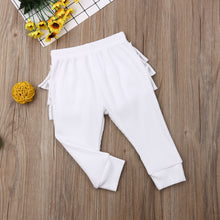 Load image into Gallery viewer, Ruffles Princess Pants - BbiesShoes | Official Site  babyclothes babyshoes babyfashion toddlersclothes