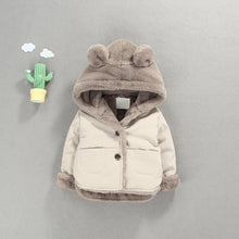 Load image into Gallery viewer, OLEKID Coat - BbiesShoes | Official Site  babyclothes babyshoes babyfashion toddlersclothes