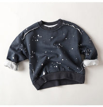 Load image into Gallery viewer, Dark Night Sweatshirt - BbiesShoes | Official Site  babyclothes babyshoes babyfashion toddlersclothes