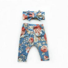 Load image into Gallery viewer, Flower Set 2 Piece - BbiesShoes | Official Site  babyclothes babyshoes babyfashion toddlersclothes