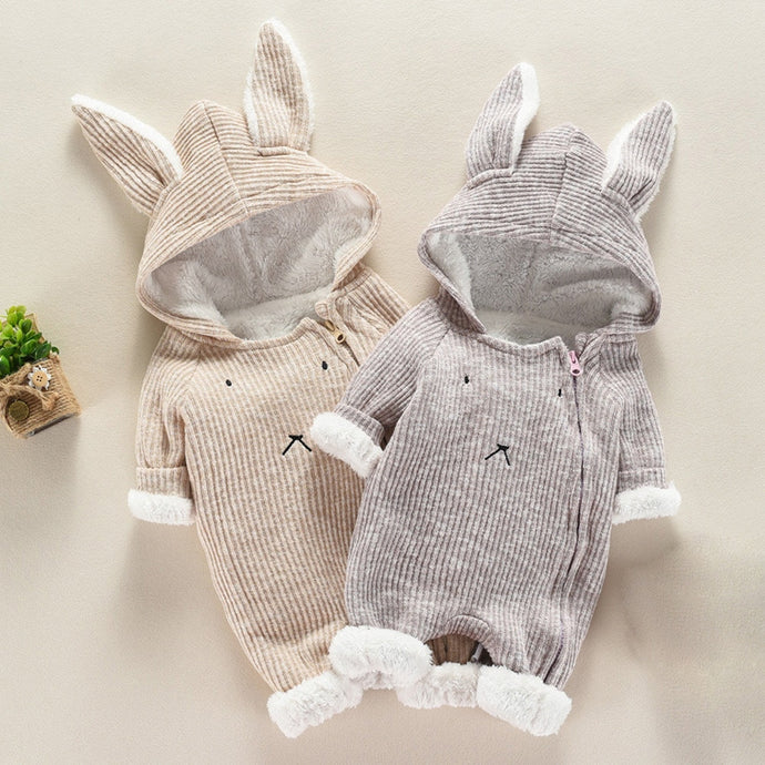 Bunny Jumpsuit - BbiesShoes | Official Site  babyclothes babyshoes babyfashion toddlersclothes
