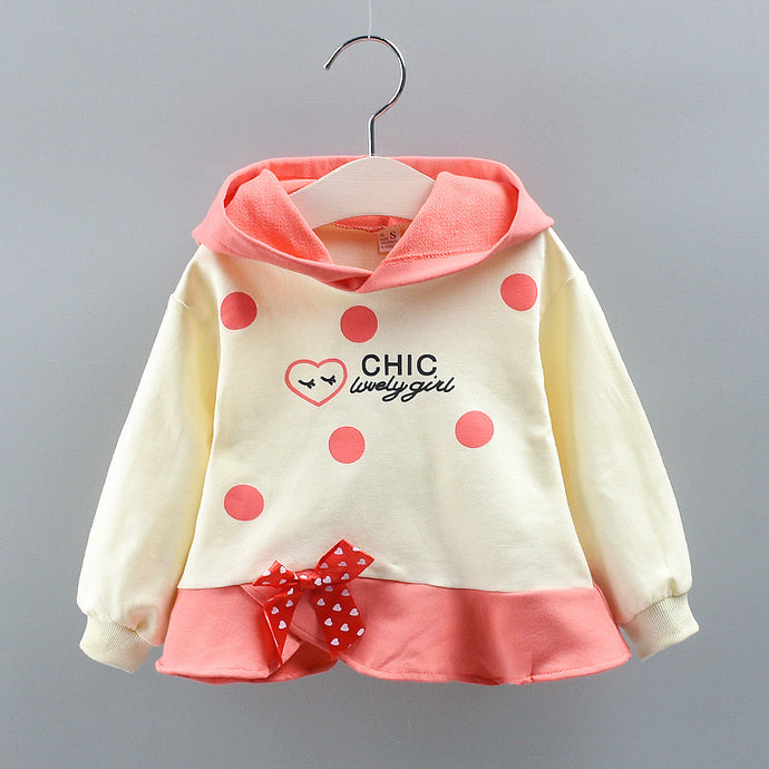 Dots Sweatshirt - BbiesShoes | Official Site  babyclothes babyshoes babyfashion toddlersclothes