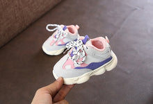 Load image into Gallery viewer, Retro Sneaker  Nº1 - BbiesShoes | Official Site  babyclothes babyshoes babyfashion toddlersclothes