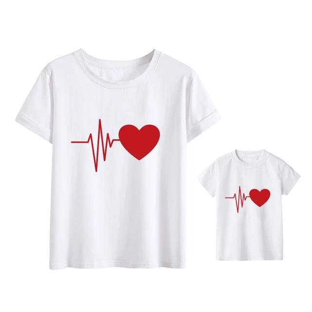 Red Heart Shirt - BbiesShoes | Official Site  babyclothes babyshoes babyfashion toddlersclothes