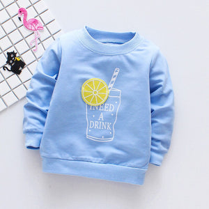 Lemonade Long Shirt - BbiesShoes | Official Site  babyclothes babyshoes babyfashion toddlersclothes