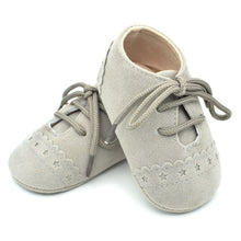Load image into Gallery viewer, Silver Velvet - BbiesShoes | Official Site  babyclothes babyshoes babyfashion toddlersclothes
