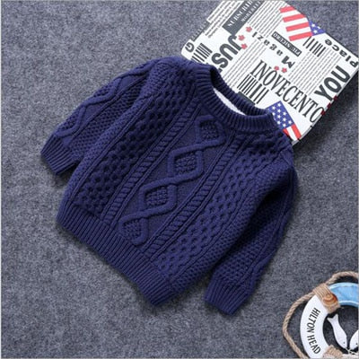 Knitted Sweater - BbiesShoes | Official Site  babyclothes babyshoes babyfashion toddlersclothes
