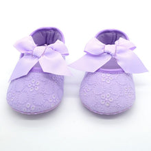 Load image into Gallery viewer, Purple Angel - BbiesShoes | Official Site  babyclothes babyshoes babyfashion toddlersclothes