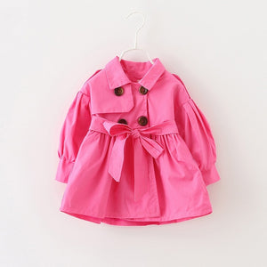 Trench Coat - BbiesShoes | Official Site  babyclothes babyshoes babyfashion toddlersclothes