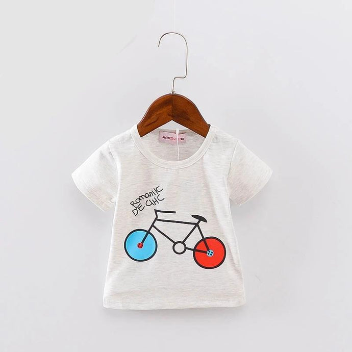 Bicicle Shirt - BbiesShoes | Official Site  babyclothes babyshoes babyfashion toddlersclothes