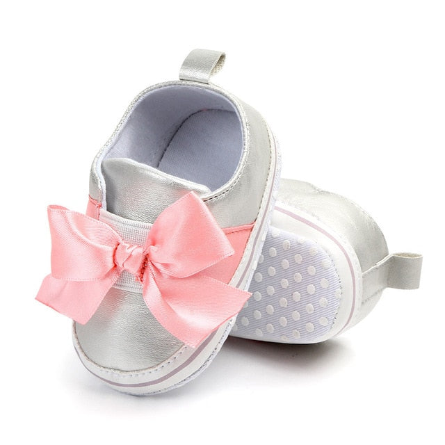 Silver Sneakers - BbiesShoes | Official Site  babyclothes babyshoes babyfashion toddlersclothes