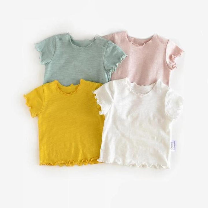 Essential T-shirt - BbiesShoes | Official Site  babyclothes babyshoes babyfashion toddlersclothes