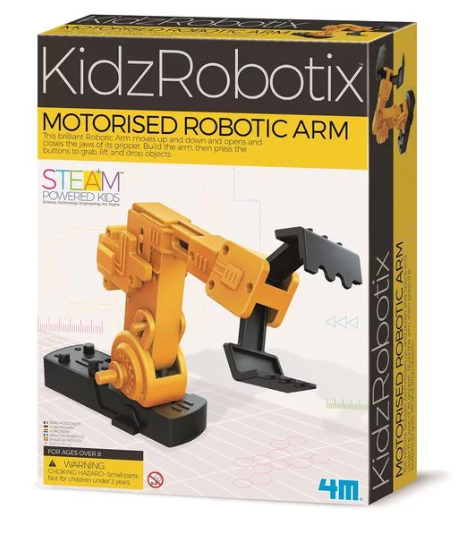 Motorised Robotic Arm