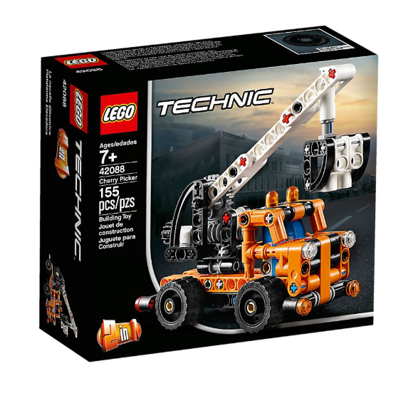 Technic Cherry Picker
