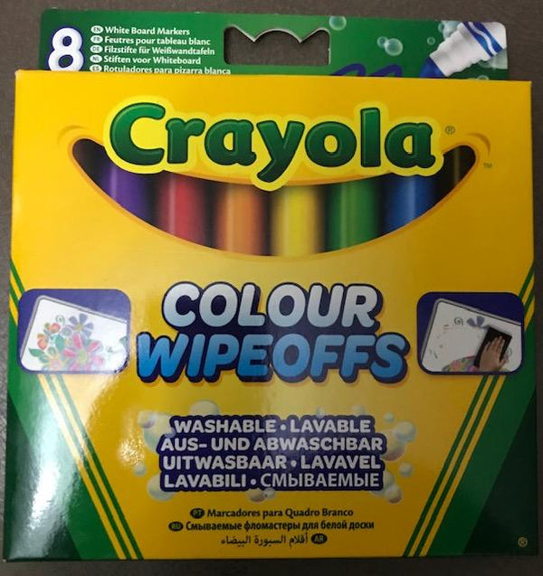 Colourful Wipeoffs Whiteboard Markers 8