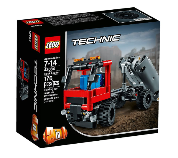 Technic Hook Loader