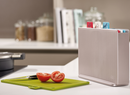 Index Chopping Board Set (Silver)