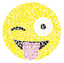 Mosaic Crazy Emoji Kit