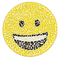 Mosaic Smile Emoji Kit