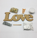 Mosaic Love Word Kit