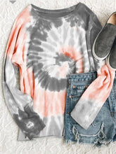 Load image into Gallery viewer, Tie dye sweatshirt