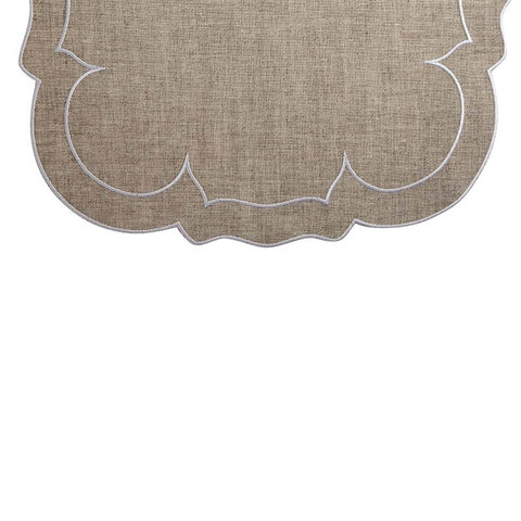 Linho Linen Runner Dark Natural