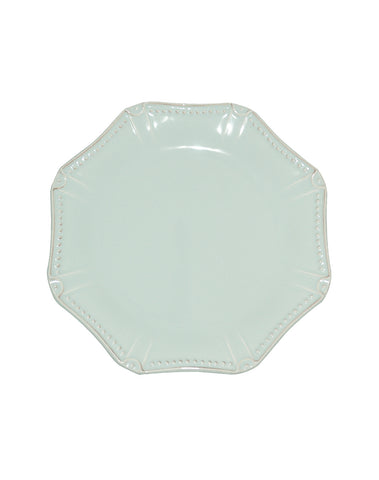 Isabella Octagonal Dinner Ice Blue