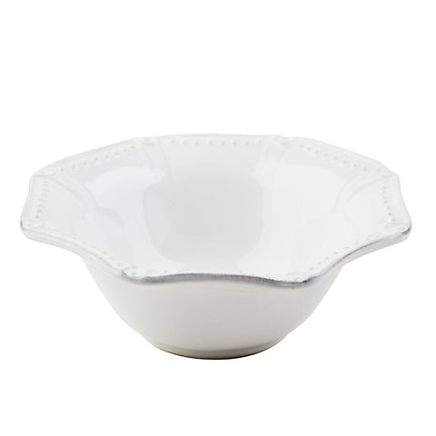 Isabella Cereal Bowl Pure White