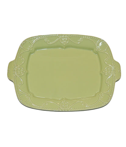 Isabella Rectangular Tray Jade
