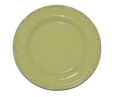 Isabella Bread/Side Plate Jade
