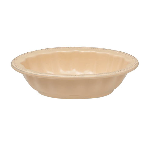 Isabella Small Serving Bowl Yellow Creme